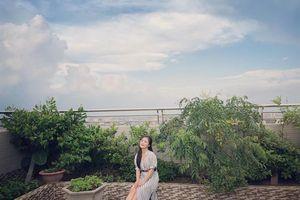 Ngôi nhà sang trọng, bề thế của gia đình Hương Tràm ở Nghệ An