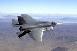 Lần đầu tiên Không lực Mỹ sử dụng F-35 trong thực chiến