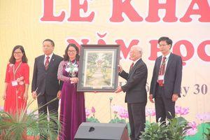 Tổng Bí thư Nguyễn Phú Trọng: Cần tập trung thực hiện 6 nhiệm vụ trong GD-ĐT