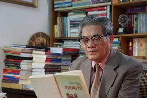 Nhà báo, nhà văn Nguyễn Uyển: Cháy mãi một tình yêu