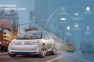 Volkswagen hợp tác Microsoft phát triển dịch vụ kết nối đám mây cho xe