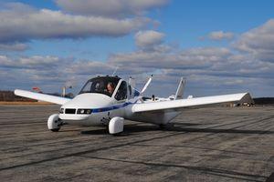 Mẫu xe bay đầu tiên sắp được bán