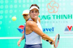'Bóng hồng' Pháp gốc Việt Alize Lim đoạt cú đúp tại giải VTF Pro Tour 4