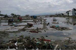 Thông tin bất ngờ vụ động đất – sóng thần ở Palu, Indonesia