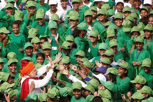 Ấn Độ nhắm mục tiêu chăm sóc sức khỏe miễn phí nửa tỉ người