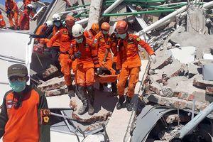 Thảm họa động đất Indonesia, 832 người thiệt mạng