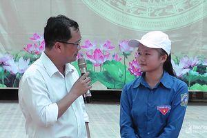 Gần 1.600 học sinh khối THPT ở 'quê lúa' được tuyên truyền, giáo dục kỹ năng sống