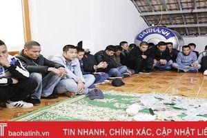 Bản án thiếu nghiêm minh từ TAND huyện Can Lộc!