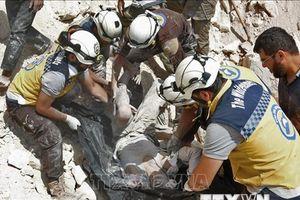 Syria: Phương Tây vu cáo Damascus sử dụng vũ khí hóa học
