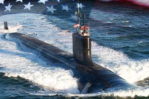 Mỹ hạ thủy tàu ngầm tấn công USS Indiana có sức mạnh hỏa lực lớn