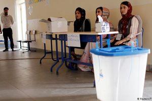 Bầu cử Quốc hội tại khu vực bán tự trị của người Kurd tại Iraq