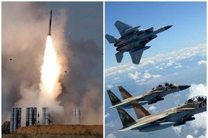 S-300 đang đến Syria: Nga sẽ thử xem máy bay Israel có 'bất bại' như lời đồn đại?
