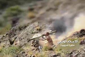 Chiến binh Houthi phản kích diệt hàng loạt tay súng, phá hủy xe cơ giới Ả rập Xê út