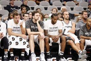 NBA Preseason 2018/2019 - San Antonio Spurs vs Miami Heat (1/10) - Đâu rồi Kawhi, Tony và Manu?