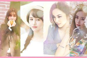 Điểm danh 5 nữ diễn viên Trung Quốc xinh đẹp trong mắt khán giả Hàn Quốc