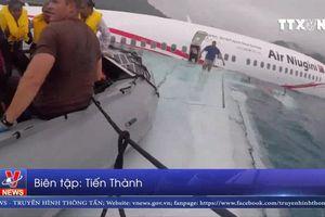 Công dân Việt Nam trên máy bay gặp nạn tại Micronesia đều an toàn