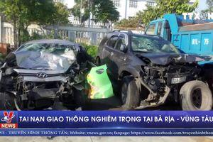 Tai nạn giao thông nghiêm trọng tại Bà Rịa – Vũng Tàu