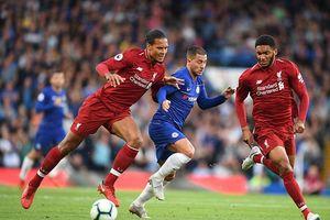Chelsea bị Liverpool cầm hòa, Man City lên ngôi đầu bảng