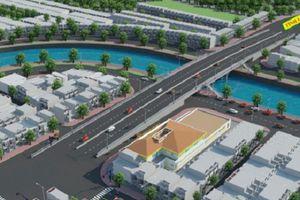 TP.HCM: Cầu Bà Hom được đầu tư xây dựng 374 tỷ đồng.