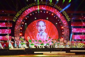 Lễ kỷ niệm trọng thể 60 năm Ngày Bác Hồ thăm Yên Bái