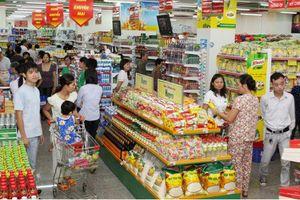 Doanh thu từ bán lẻ hàng hóa đạt 2,4 triệu tỷ trong 9 tháng