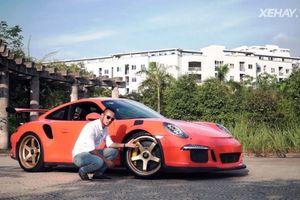 nh giá xe Porsche 911 GT3 RS giá 16 tỷ tại Việt Nam