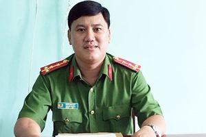 Đại úy Trần Anh Kiệt và những lần phá án