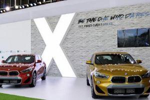 BMW X2 'chốt' giá bán hơn 2,1 tỷ đồng