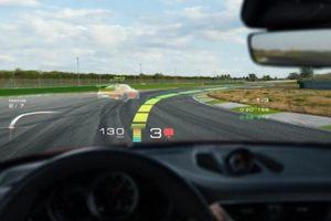 Porsche đầu tư 80 triệu USD vào startup công nghệ WayRay