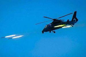 Hàng chục chiến cơ, oanh tạc cơ Trung Quốc tập trận bắn đạn thật trên Biển Đông