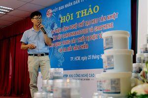 Việt Nam sản xuất thành công keo tản nhiệt dùng cho các thiết bị điện tử