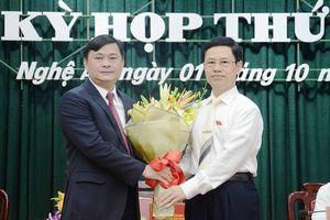 Nghệ An có tân Chủ tịch UBND tỉnh sinh năm 1976