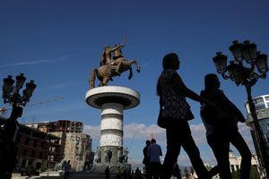 Macedonia trưng cầu dân ý