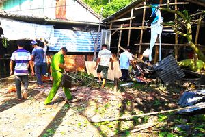 Nổ đầu đạn tại Cà Mau, 5 người thương vong