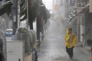 Nhật thiệt hại nặng nề sau bão Trami
