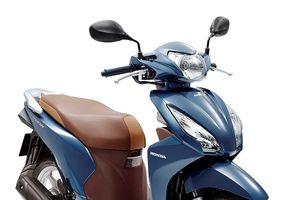 Honda Vision phiên bản mới trang bị chìa khóa thông minh