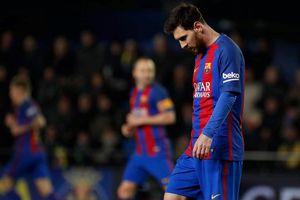 Khi Messi không thể mãi đóng vai đấng cứu thế