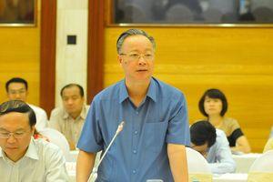 Phó Chủ tịch Nguyễn Văn Sửu: Xử lý nghiêm minh nếu có 'bảo kê' tại chợ Long Biên