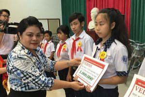 Vedan Việt Nam trao học bổng cho hơn 200 học sinh, sinh viên
