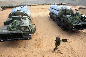 Nga chuyển S-300 đủ cho Syria rào kín không phận