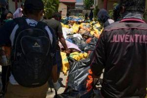 Động đất, sóng thần ở Indonesia: Số người thiệt mạng lên đến 1200