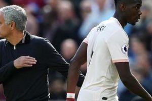 Pogba từ chối phỏng vấn báo chí vì... sợ HLV Mourinho?