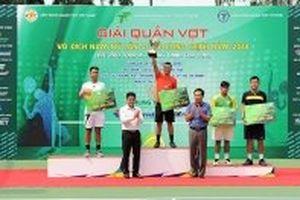 Chức vô địch thứ ba cho đoàn TP Hồ Chí Minh