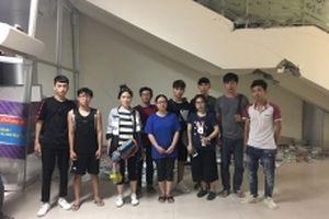 10 sinh viên Việt Nam từ Palu sẽ đến Jakarta trong tối nay