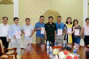 Tổng công ty Thái Sơn trao sổ đỏ cho người mua đất nền dự án Phước Kiển 1