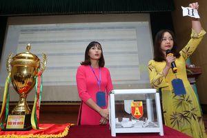 91 đội tham gia Giải bóng đá học sinh THPT Hà Nội-Báo An ninh Thủ đô lần thứ XVIII-2018