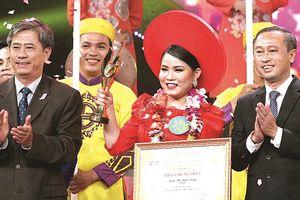 Lâm Thị Kim Cương đoạt Chuông vàng vọng cổ 2018