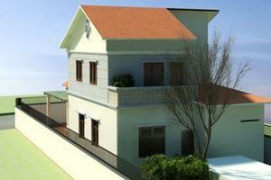 10 mẫu nhà 1,5 tầng được ưa chuộng nhất hiện nay