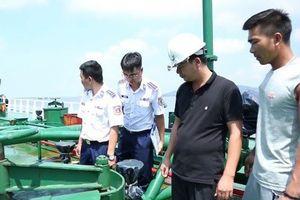 Ai là chủ nhân 1 triệu lít xăng 'lậu' bị cảnh sát biển bắt giữ?