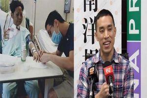 Tin tức đời sống mới nhất ngày 1/10/2018: Bé trai 5 ngày tuổi bị cắt 80cm ruột